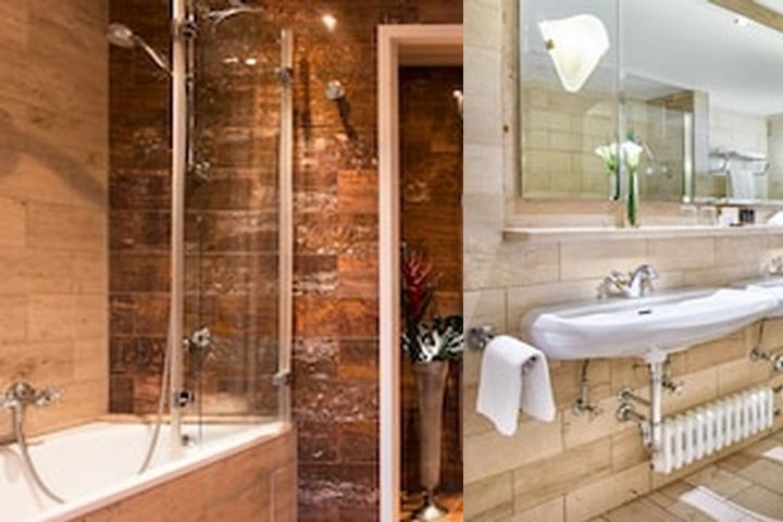 Kempinski Hotel Bristol Berlin photo collage
