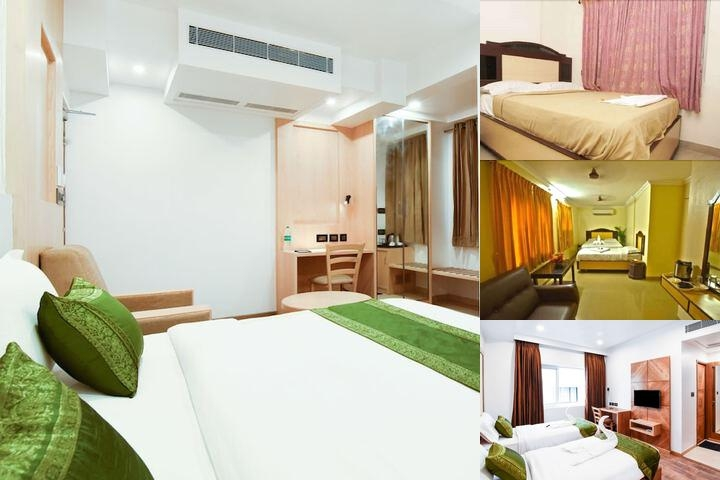 Hotel Vinayak photo collage