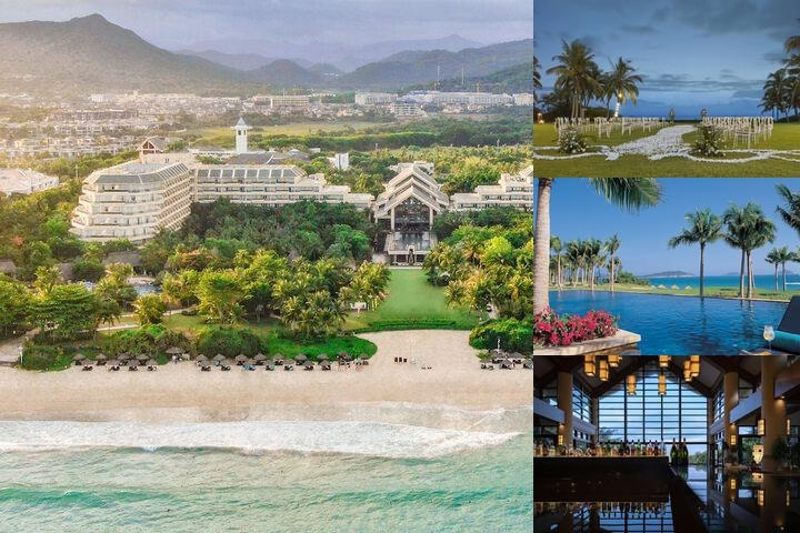 Sheraton Sanya Resort photo collage