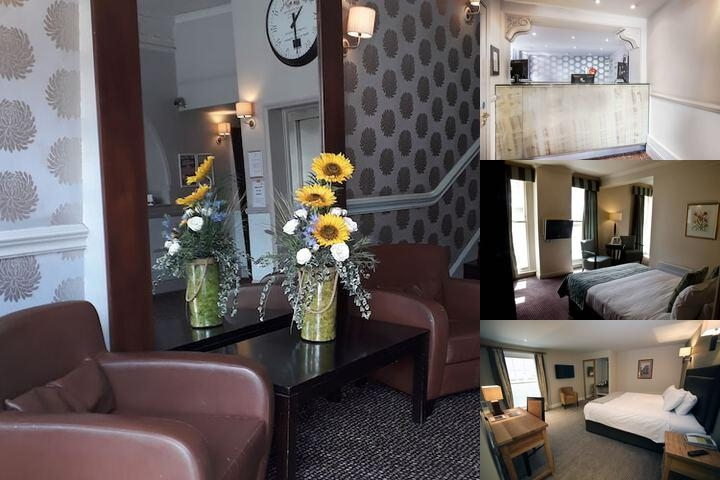 Harte & Garter Hotel photo collage