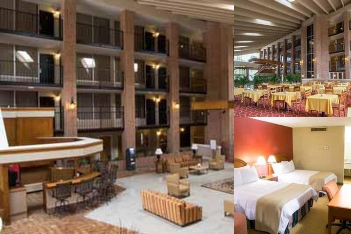 Granary Hotel Event & Convention Center photo collage
