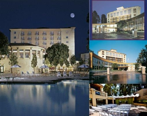 Crowne Plaza Palo Alto photo collage