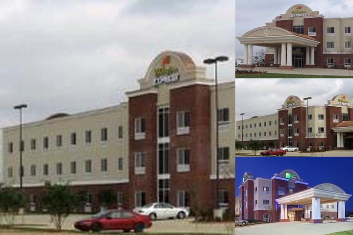Holiday Inn Express Canton photo collage