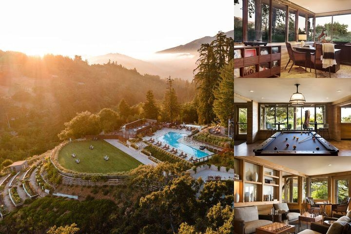 Ventana Inn & Spa photo collage