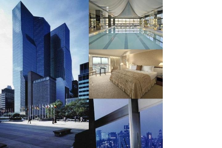 Millennium Un Plaza Hotel photo collage