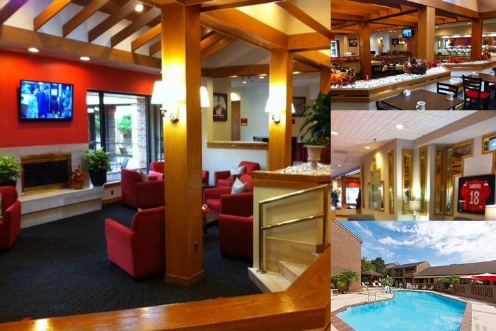 Ramada Raleigh photo collage