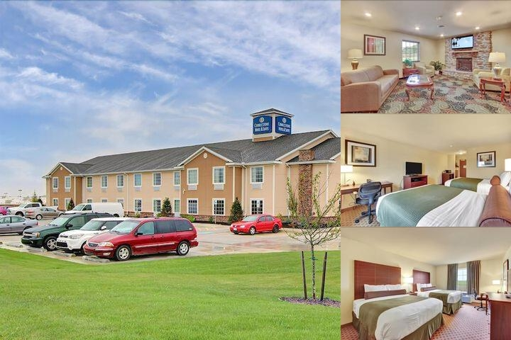 Cobblestone Hotel & Suites photo collage