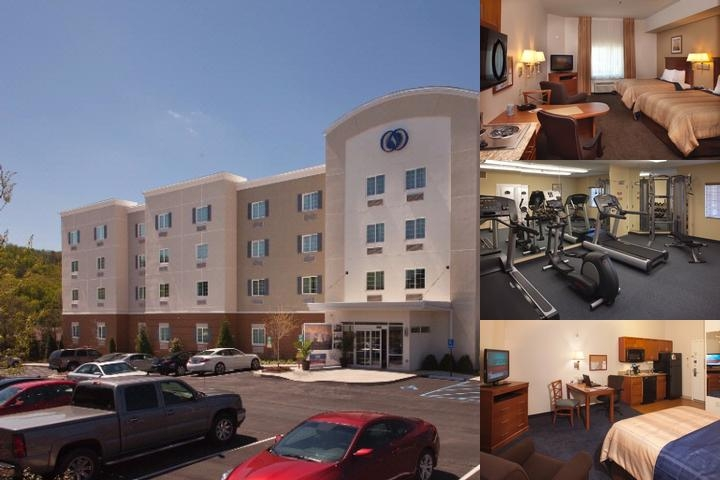 Candlewood Suites Birmingham Homewood photo collage