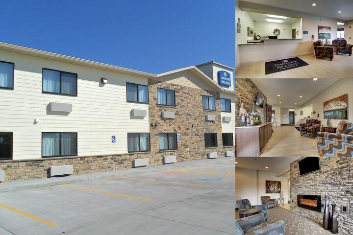 Cobblestone Inn & Suites Hotel photo collage
