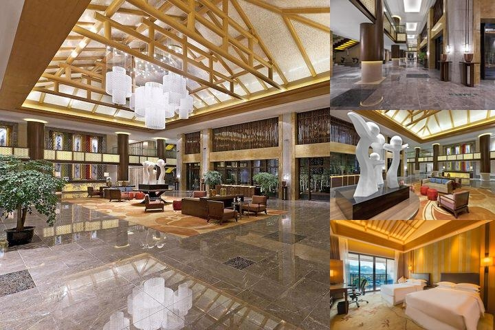 Sheraton Hangzhou Wetland Park Resort photo collage
