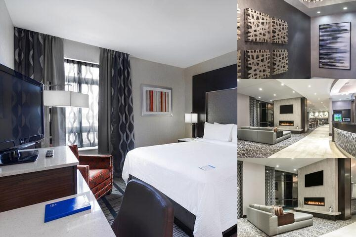 Fairfield Inn & Suites Boston Cambridge photo collage