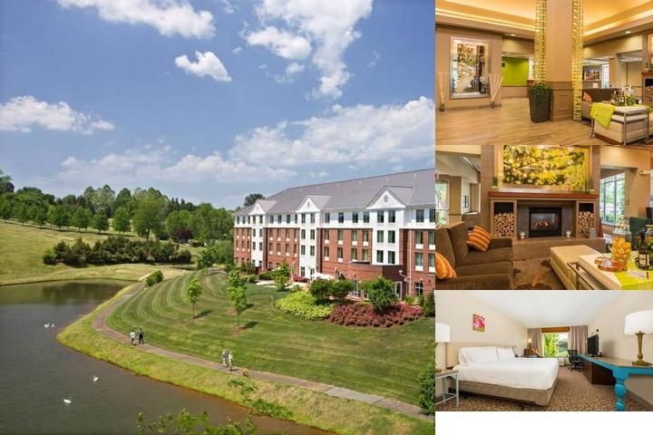 Hilton Garden Inn Charlottesville photo collage