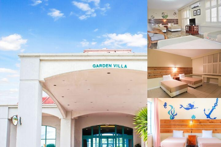 Garden Villa Hotel photo collage