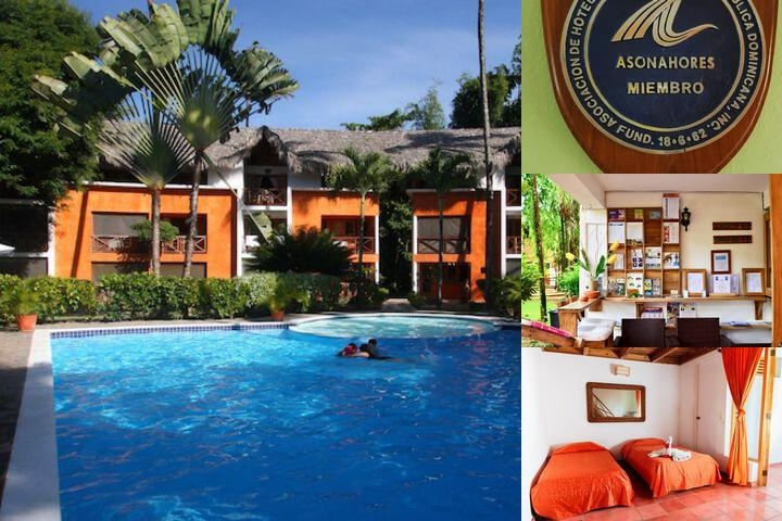 Hotel Residencia Del Paseo photo collage