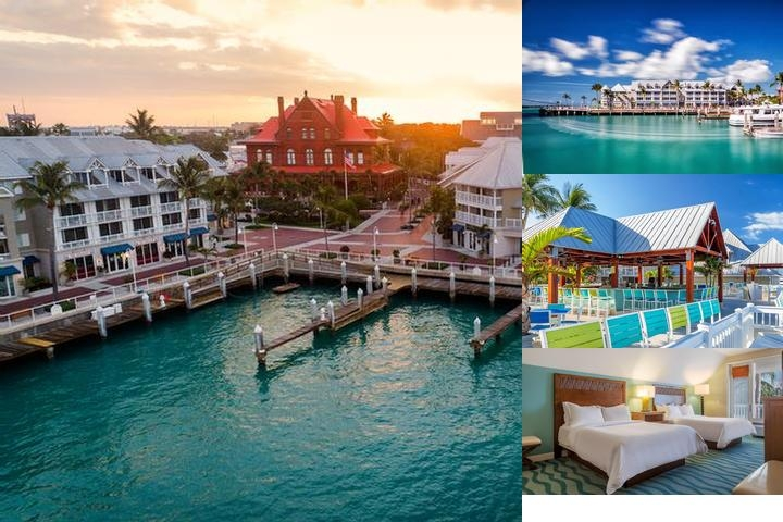 Margaritaville Key West photo collage