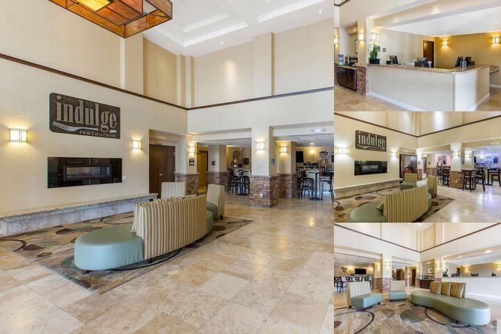 The Oaks Hotel & Suites photo collage