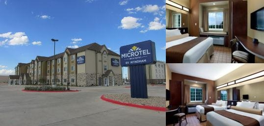 Microtel Inn & Suites by Wyndham Midland photo collage