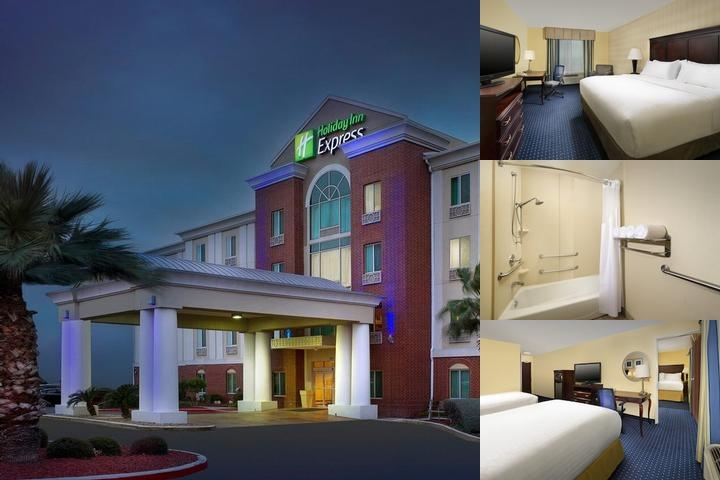 Holiday Inn Express & Suites San Antonio Seaworld photo collage