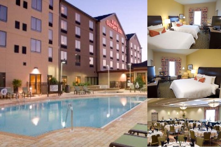 Hilton Garden Inn Pensacola Airport / Medical Cent photo collage