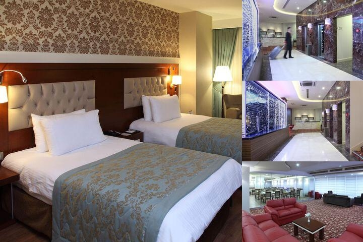 Otel Senbarak City photo collage