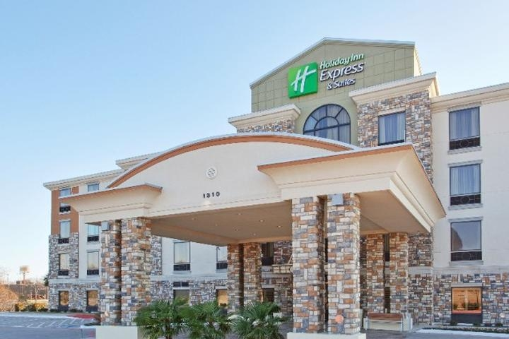 Holiday Inn Express Desoto photo collage