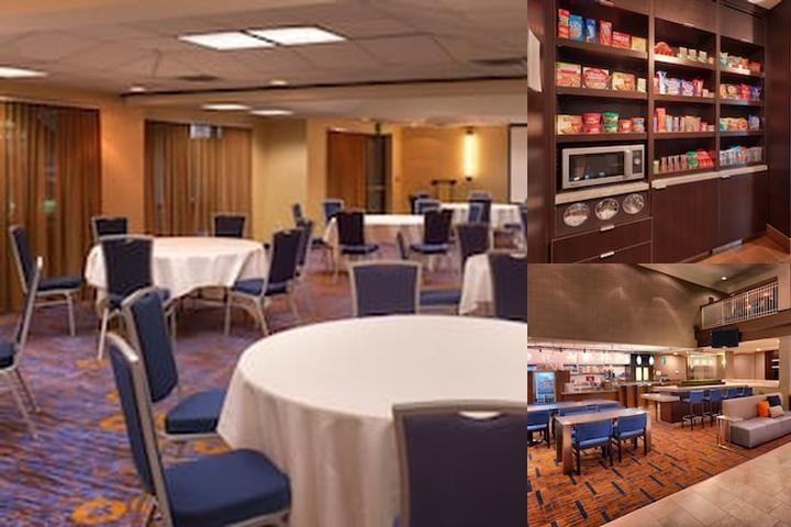 Provo Courtyard by Marriott photo collage