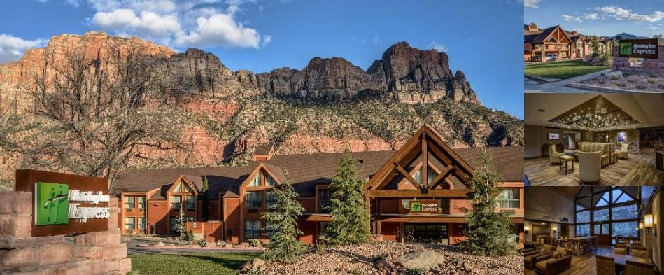 Holiday Inn Express / Springdale Zion Park photo collage