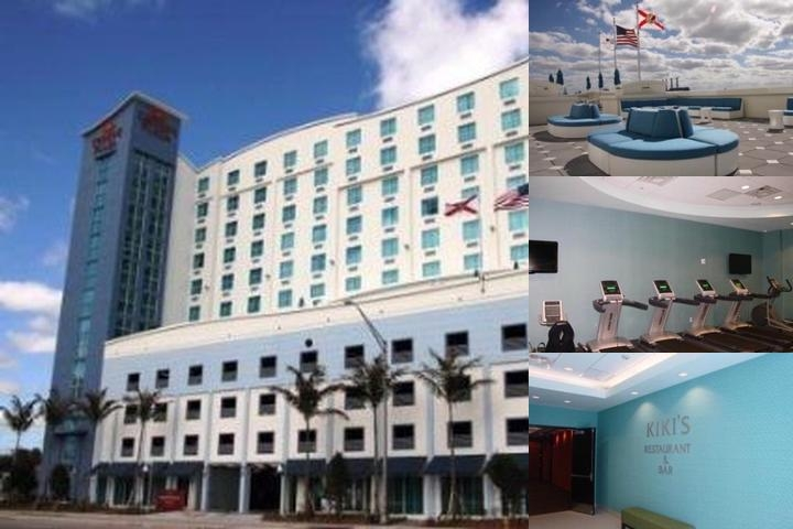 Crowne Plaza Fort Lauderdale photo collage