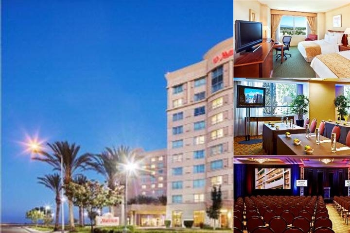 Fremont Marriott photo collage
