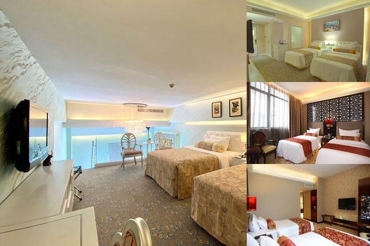 Metropole Hotel photo collage