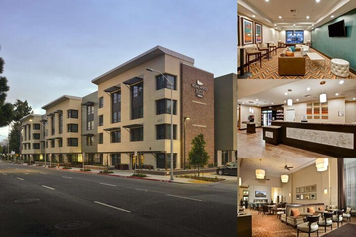 Homewood Suites Palo Alto photo collage