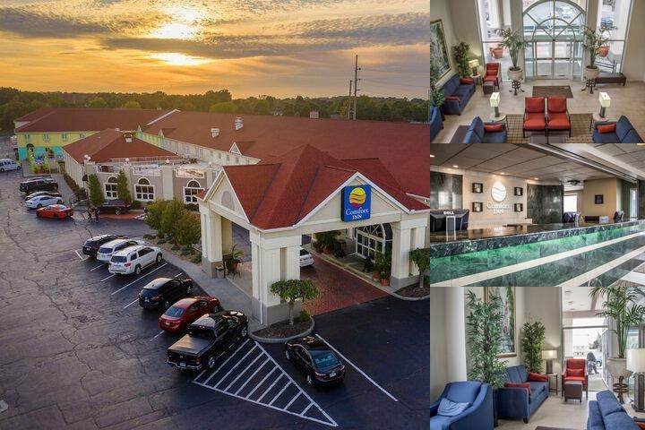 Comfort Inn Sandusky Photo Collage