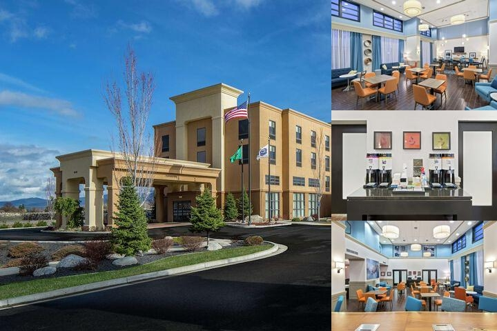 Hampton Inn & Suites Spokane Valley photo collage