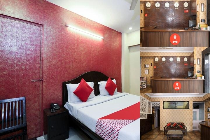 Hotel Panchsheel photo collage