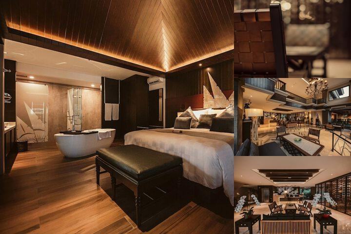 The Vira Bali Boutique Hotel & Suite photo collage