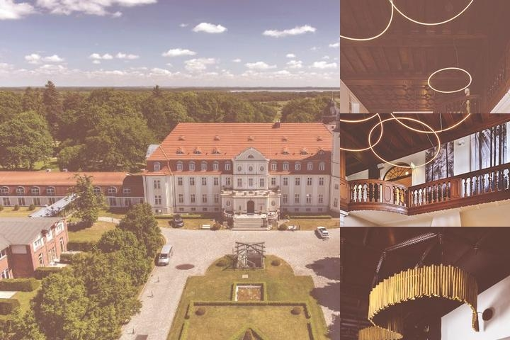 Schloss Fleesensee photo collage