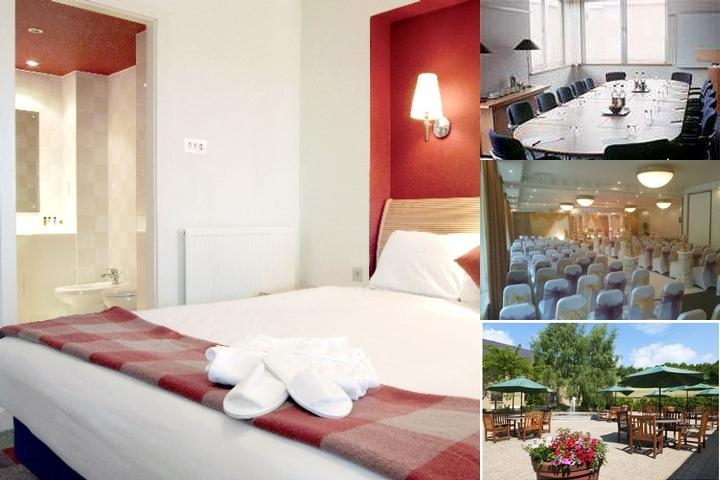 Holiday Inn Leeds Brighouse photo collage