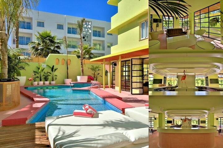 Tropicana Ibiza Coast Suites photo collage