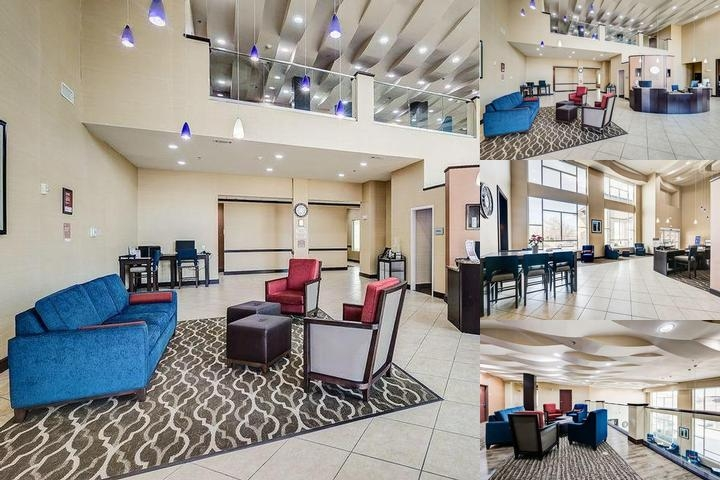 Comfort Suites Granbury photo collage