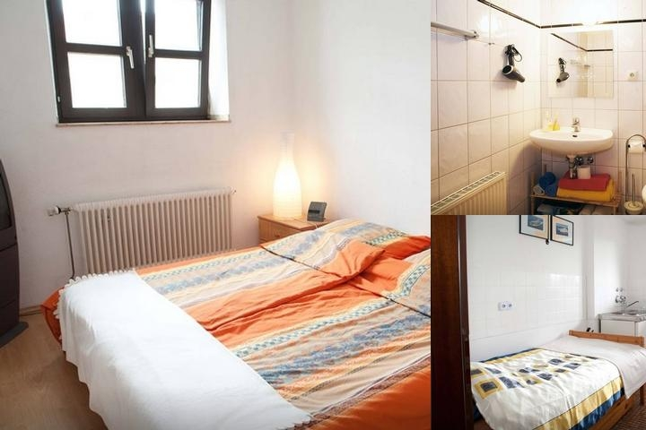 Apartment Accommodation Service Düsseldorf photo collage