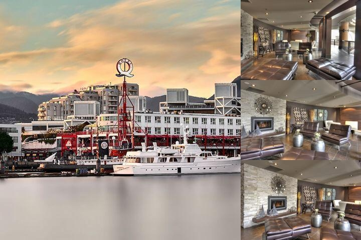 Lonsdale Quay Hotel photo collage