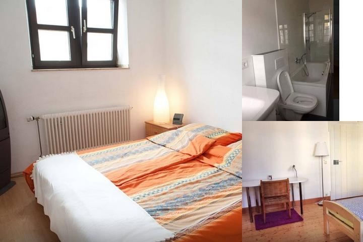 Apartment Accommodation Service Frankfurt photo collage