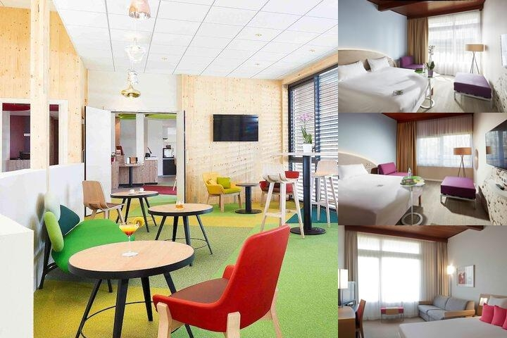 Ibis Styles Colmar Nord 3 photo collage