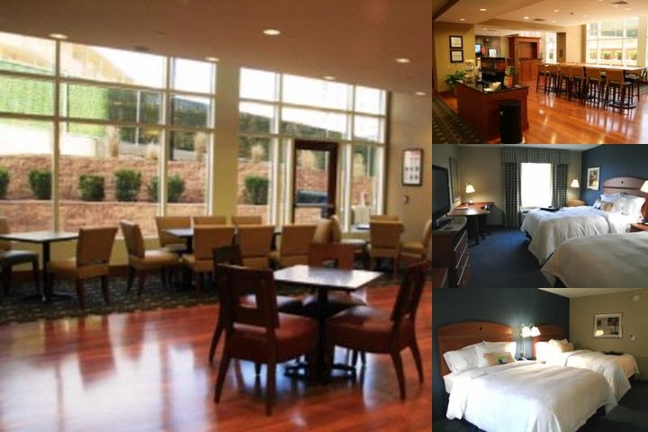 Hampton Inn Laguardia photo collage