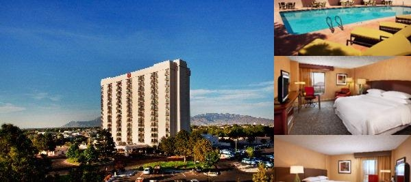 Sheraton Albuquerque Airport photo collage