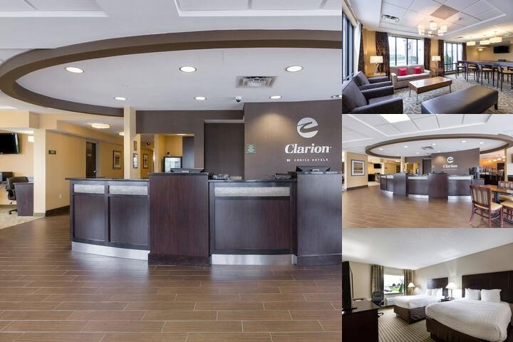 Clarion Hotel Beachwood photo collage
