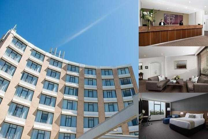 Rydges Camperdown photo collage