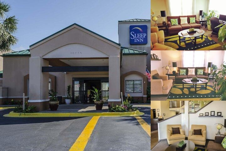 Sleep Inn Destin photo collage
