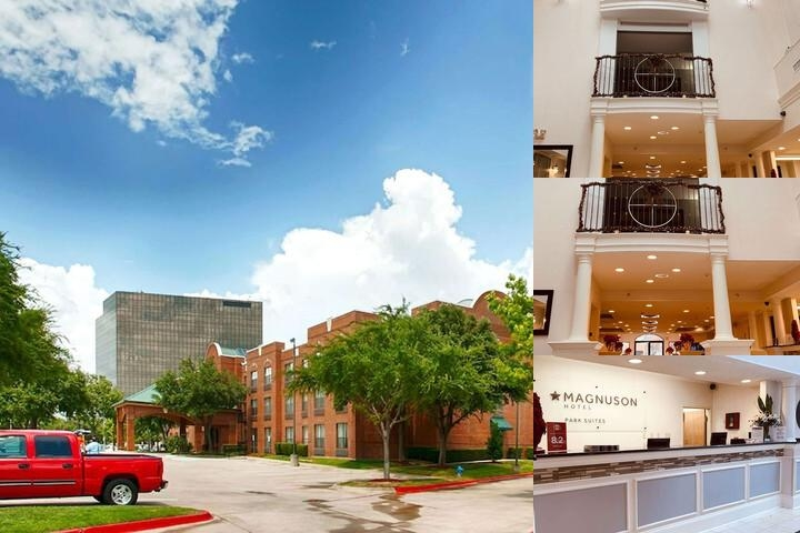 Best Western Park Suites Hotel photo collage