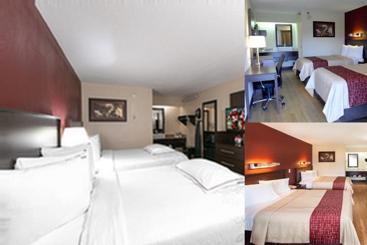 Red Roof Inn Rockville photo collage
